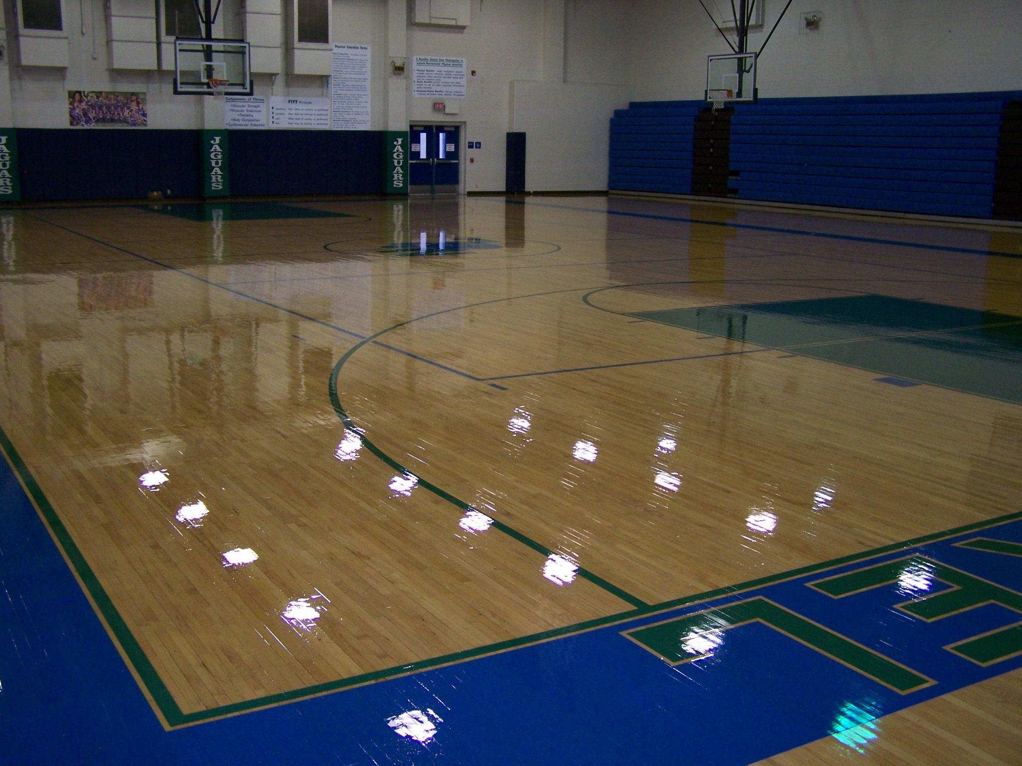 Floor Restoration Refinish