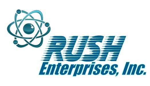 rush enterprises llc, logo, Rush enterprises, Rush LLC